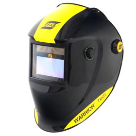 Маска ESAB Warrior Tech 9-13 черная