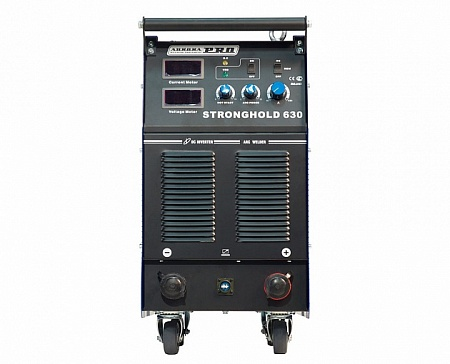 Сварочный аппарат AuroraPRO STRONGHOLD 630 HALF BRIDGE IGBT (ARC 630I)